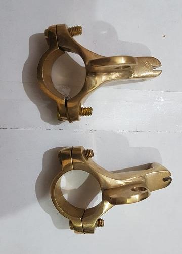 Brass Yoke Set for Bullet