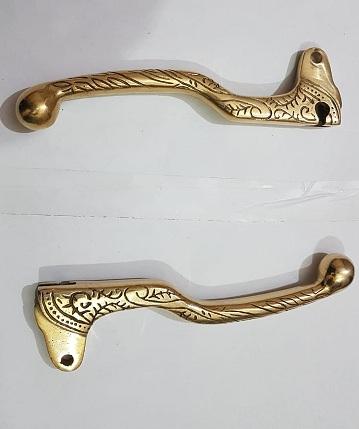 Engraving lever set bullet