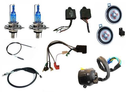 Piezas De Repuesto Eléctricas Para Motocicletas TVS