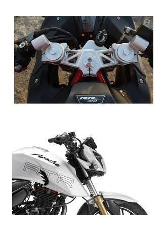 Piezas De Repuesto Para Dirección De Motocicleta TVS